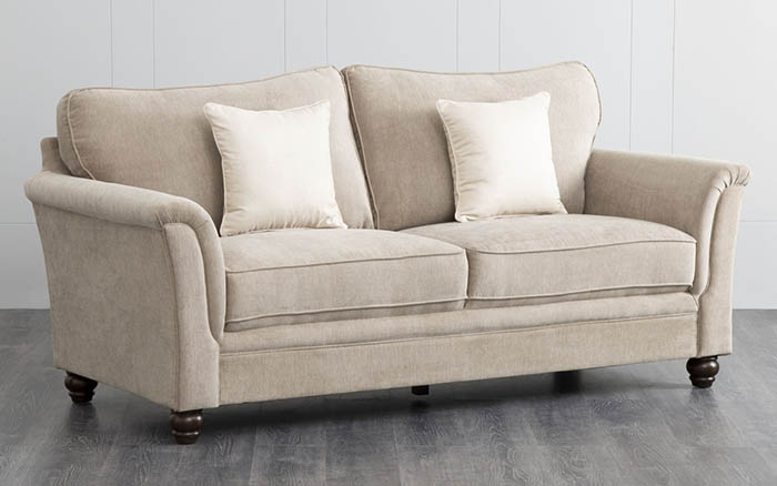 "Fabrice three-seater 80"" home centre sofa"