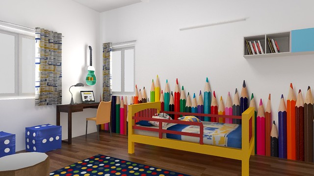 furdo design of kids bedroom