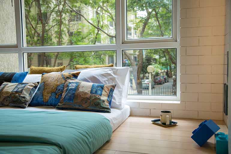 Teen kids bedroom