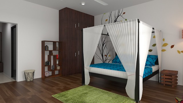 furdo design of master bedroom