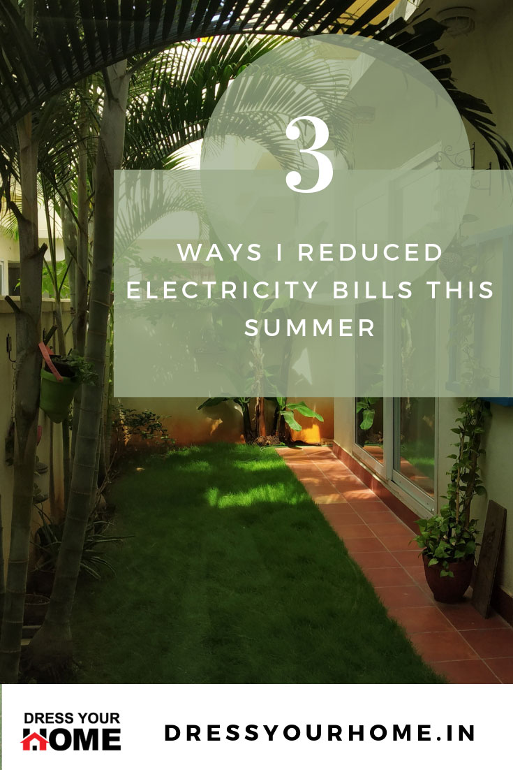 3 proven ways to reduce your electricity bill this summer