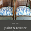 How to Restore Old Cane Furniture